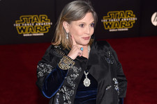 Carrie Fisher Sent a Cow Tongue to a Producer Who Sexually Harassed Her Friend