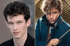 'War & Peace' Actor Callum Turner in Talks to Play Newt Scamander's Brother in 'Fantastic Beasts 2'
