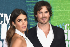 Ian Somerhalder Broke His Vow of Silence to Share a Sweet Post About Nikki Reed