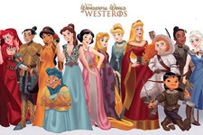 Disney Princesses Get a 'Game of Thrones' Makeover