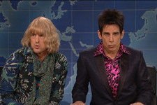 Derek Zoolander and Hansel Crash 'SNL,' Provide Valuable Political Expertise