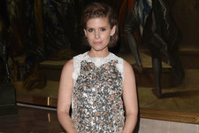Look of the Day: Kate Mara's Sequined Couture