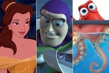 Can You Name All 75 of These Disney & Pixar Heroes?