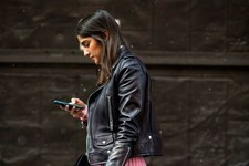 Fun Ways To Wear Your Leather Jacket This Spring