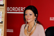 Jenni 'JWoww' Farley signs copies of her new book