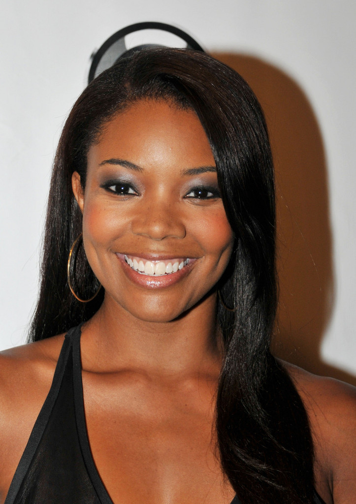 Gabrielle Union S Smoky Eyes At The Laugh At My Pain