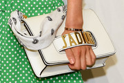 Aimee Song Leather Clutch