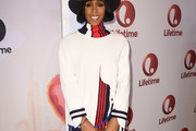 Kelly Rowland Turtleneck