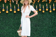 Jessica Hart Shirtdress
