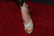 Juliette Lewis Strappy Sandals