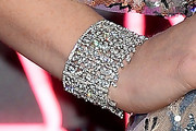 Jessica Chastain Diamond Bracelet