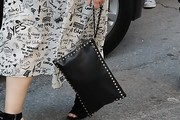 Melissa McCarthy Leather Wristlet