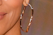 Halle Berry Gold Hoops