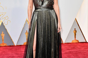 Charlize Theron Evening Dress