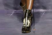Naomi Campbell Ankle Boots