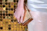 Lily Cole Box Clutch