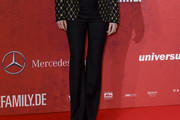 Michelle Pfeiffer High-Waisted Pants