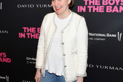 Lena Dunham Tweed Jacket