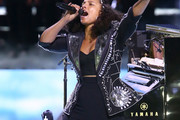 Alicia Keys Fitted Jacket