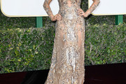 Sofia Vergara Beaded Dress