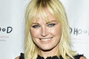 Malin Akerman Medium Straight Cut with Bangs