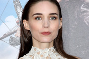Rooney Mara Long Straight Cut