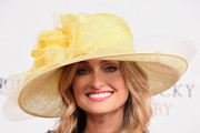 Giada De Laurentiis Decorative Hat