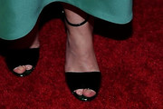 Emily Blunt Peep Toe Pumps