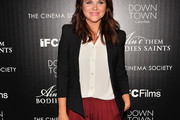 Tiffani Thiessen Blazer
