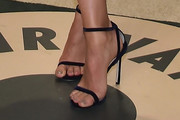 Maria Sharapova Strappy Sandals