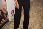 Keri Hilson Wide Leg Pants