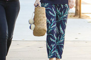 Reese Witherspoon Print Pants