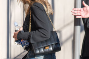 Jennifer Aniston Chain Strap Bag