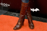 Sarah Michelle Gellar Knee High Boots