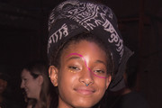 Willow Smith Head Scarf