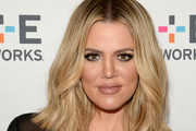 Khloe Kardashian Medium Layered Cut