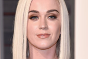Katy Perry Asymmetrical Cut
