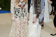 Mary-Kate Olsen Sheer Dress