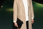 Aimee Garcia Wool Coat