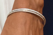 Jada Pinkett Smith Bangle Bracelet