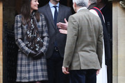 Pippa Middleton Printed Coat