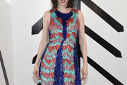 Coco Rocha Fringed Dress