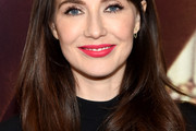 Carice Van Houten Long Wavy Cut with Bangs