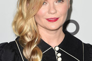 Kirsten Dunst Loose Braid
