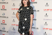 Anne Hathaway Maternity Dress