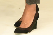 Audrey Tautou Wedges