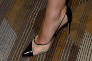 January Jones Pumps