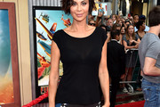 Catherine Bell Fitted Blouse