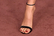 Behati Prinsloo Strappy Sandals