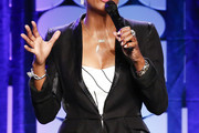 Aisha Tyler Fitted Jacket